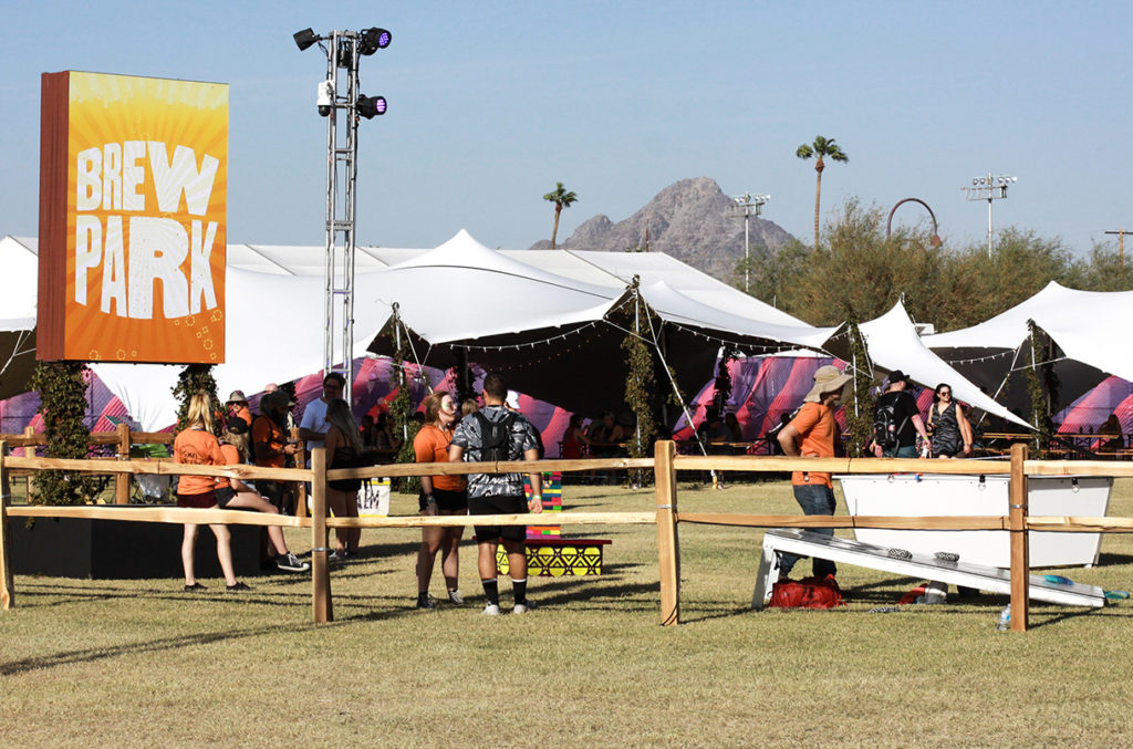 festival decor & Scottsdale Stretch Tents | A Shade Above